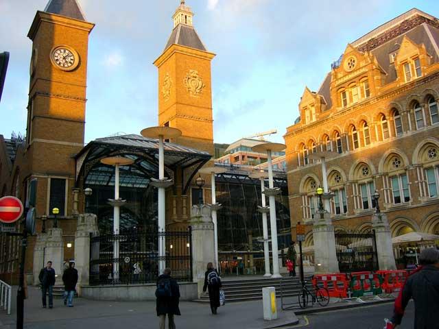 Ливерпульский вокзал