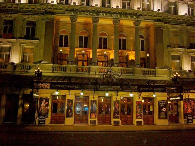 Театр Её Величества