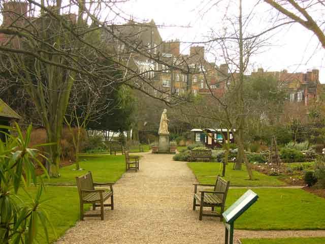 Physic Garden, Лекарственный сад