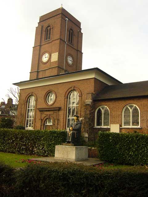 Старая церковь Челси