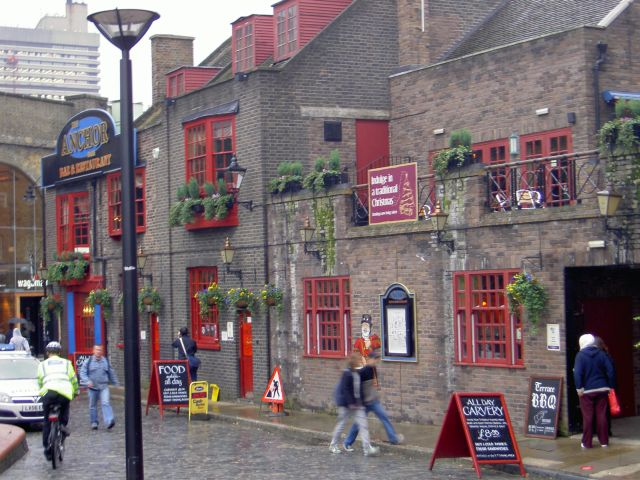 The Anchor (бар и ресторан)